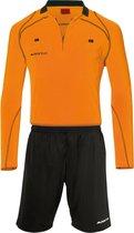 Masita Scheidsrechtersset - Shirts  - oranje - XL