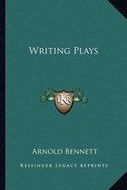 Writing Plays