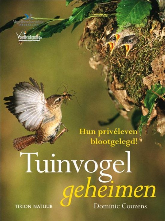 Tuinvogel geheimen - Dominic Couzens  