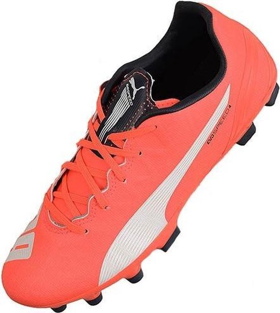 bol.com   Puma Voetbalschoen Evospeed 4.4 Hg Junior Oranje ...