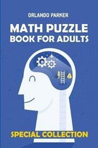 Math Puzzle Book for Adults