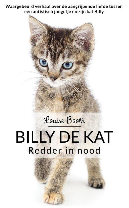 Billy de kat. Redder in nood - Louise Booth  