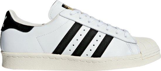 Adidas Superstar 80's sneaker wit maat 45