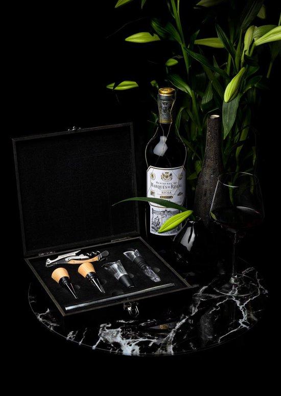 Laguiole Style de Vie Kurkentrekker set - in giftbox - met accessoires
