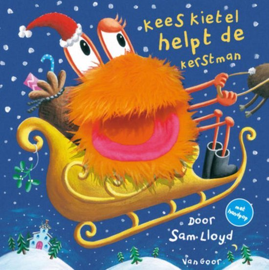 Kees Kietel Helpt De Kerstman - Sam Lloyd |