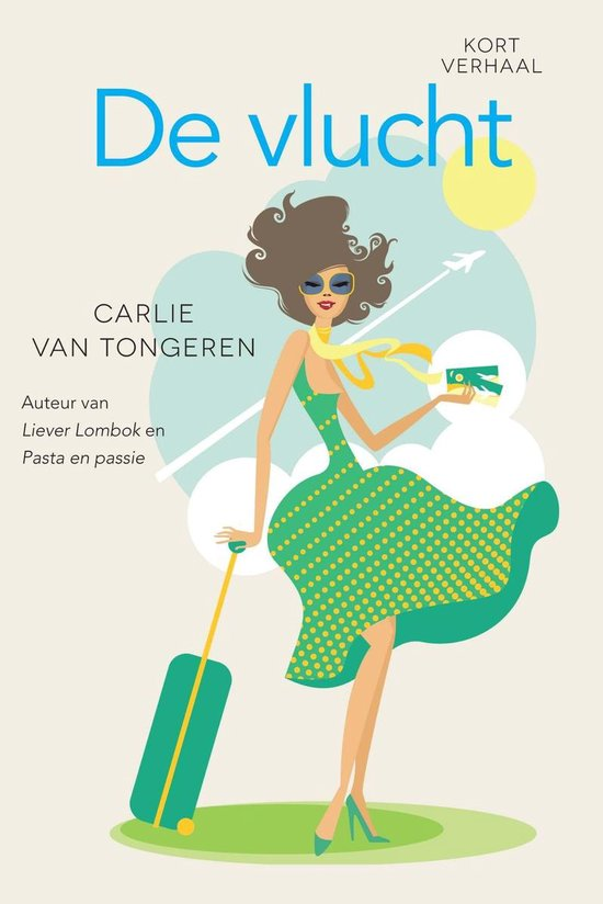 De vlucht - Carlie van Tongeren pdf epub