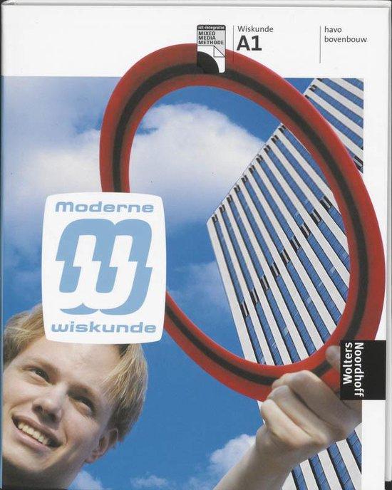 Moderne wiskunde Havo A1 - W. Boer | Fthsonline.com