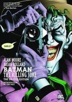 Boek cover Batman: the Killing Joke van A. Moore (Paperback)