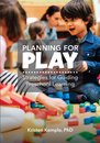 Omslag Planning for Play