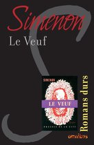 Boek cover Le veuf van Georges Simenon