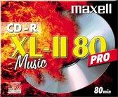 Maxell CD-R Music XL-II 10 Pack