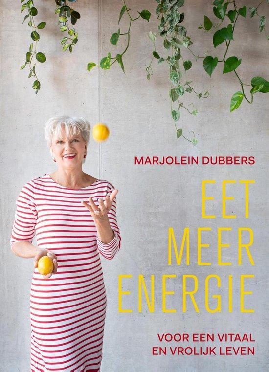 Boek cover Eet meer energie van Marjolein Dubbers (Onbekend)