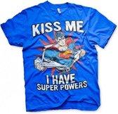 Super Powers heren t-shirt L