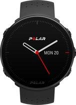 Polar Vantage M - Multisport horloge - Zwart - 46 mm - M/L bandje