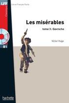 LFF B1 - Les Misérables - Tome 3 : Gavroche (book)