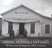 American Folk Fantasies Oysters Ice Cream & Lemona
