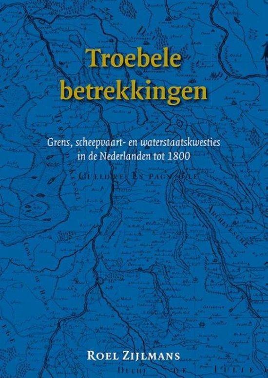 Troebele betrekkingen - Roel Zijlmans |