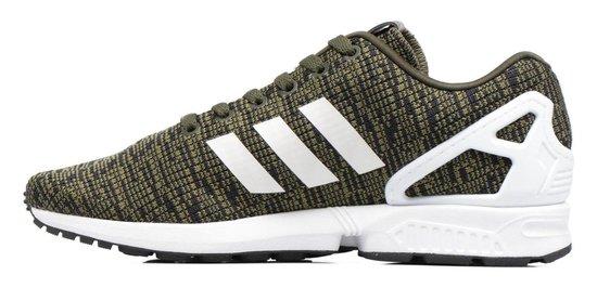 bol.com | Adidas Sneakers Zx Flux Heren Zwart/groen Maat 44