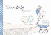 Dear Baby Guest Book