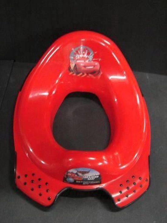 Keeeper Cars WC Verkleiner - Rood - Keeeper