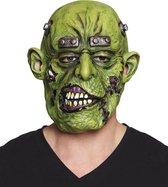 Latex hoofdmasker Scary monster