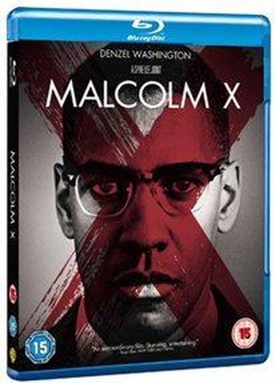 Cover van de film 'Malcolm X'