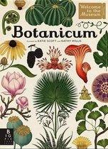 Boek cover Botanicum van Kathy Willis (Hardcover)