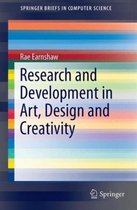 Research and Development in Art, Design and Creativity