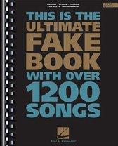 Boek cover The Ultimate Fake Book van Hal Leonard Publishing Corporati