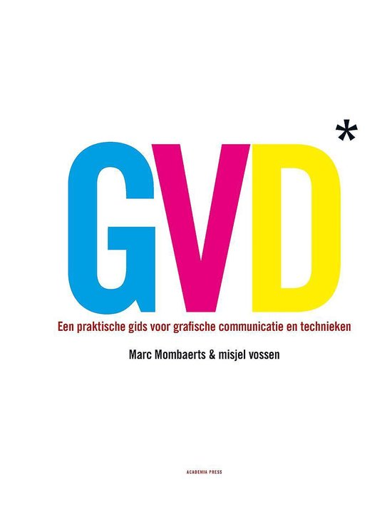 Gvd - Marc Mombaerts |
