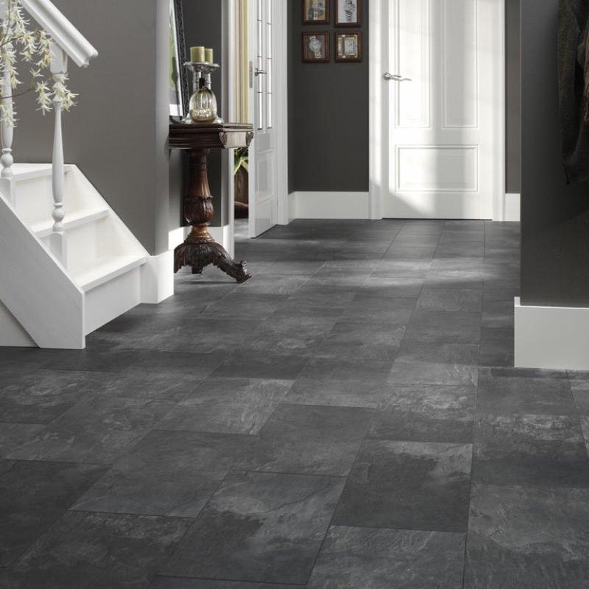 Visio Grande oiled Slate Tegel Laminaat 25715 - Classe