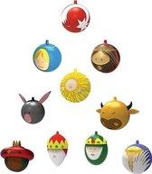 Le Palle Presepe kerstballen set 10 stuks - Alessi