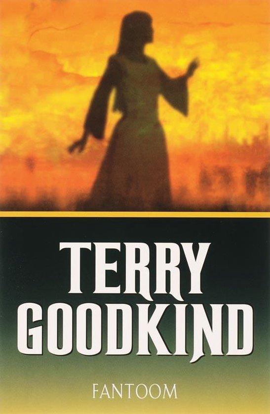 De serie Wetten van de magie van Terry Goodkind - ONLY