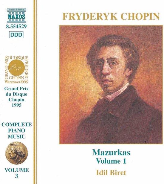 Chopin: Piano Music Vol.3