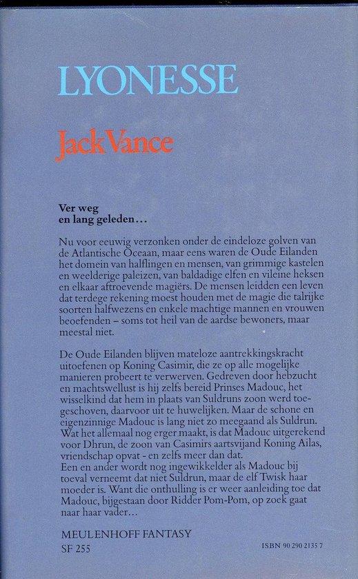 Lyonesse: Derde Boek - Madouc - Jack Vance | Fthsonline.com