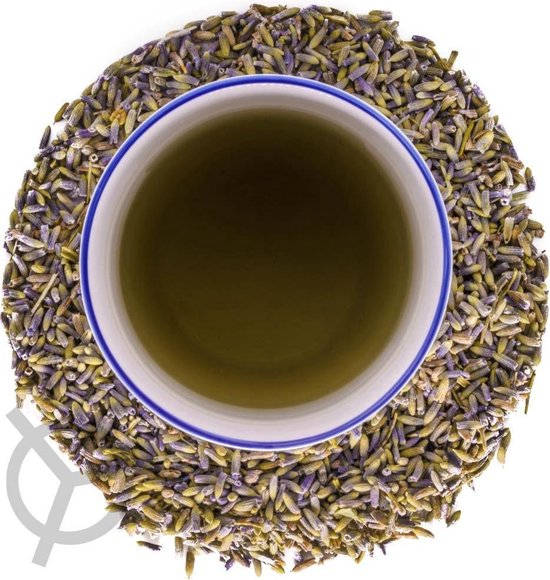 Lavendel thee biologisch (lavendelbloesem) 50 g