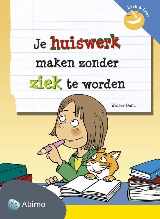Je huiswerk maken zonder ziek te worden - Walter Dons  