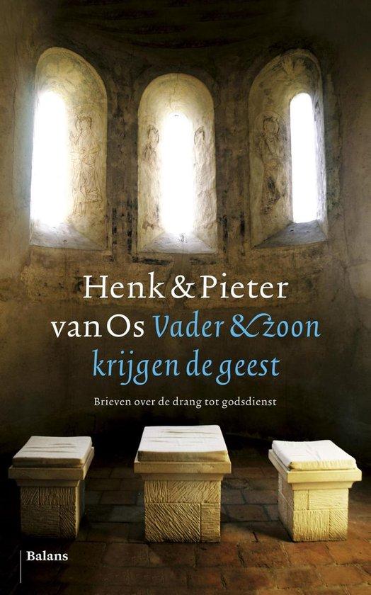 Vader en zoon krijgen de geest - Pieter van Os  