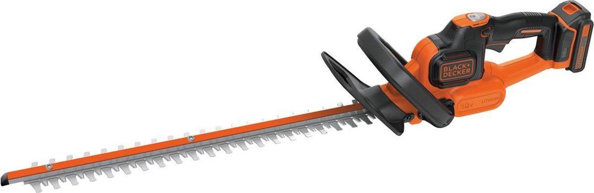 BLACK+DECKER GTC18502PC-QW Heggenschaar - 18V - 50cm - inclusief accu en lader