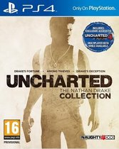 Uncharted - The Nathan Drake Collection - PS4