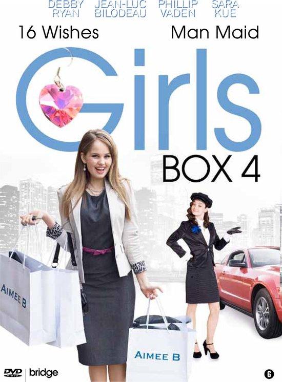 Cover van de film 'Girls Box 4'