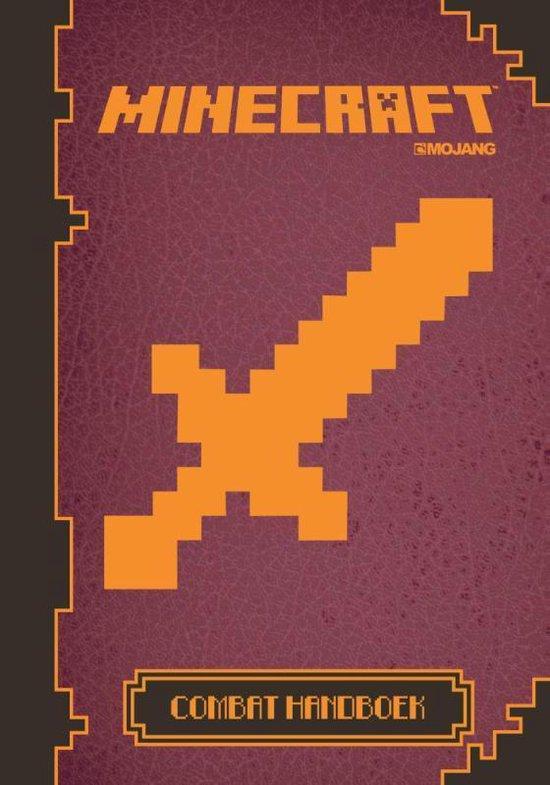 Minecraft - Combat handboek - Stephanie Milton |