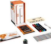 Ozobot Evo - Educatieve Smart Robot - Starter Pack - Titanium Black