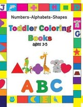 toddler coloring books ages 3-5