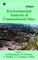 Boek cover Environmental Analysis of Contaminated Sites van Geoffrey I Sunahara