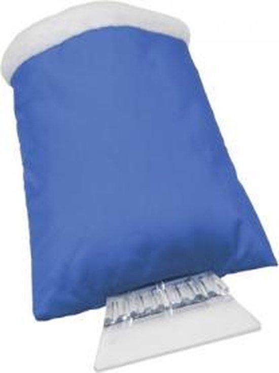 Ijskrabber handschoen - Blauw