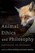 Animal Ethics and Philosophy