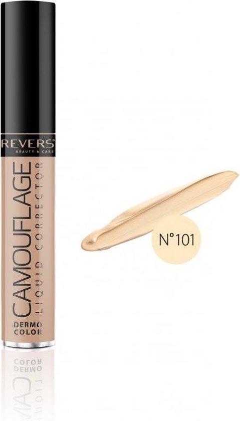 REVERS® Camouflage Liquid Corrector 10ml. #101 Beige