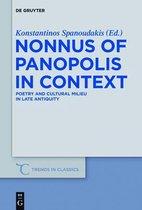 Nonnus of Panopolis in Context