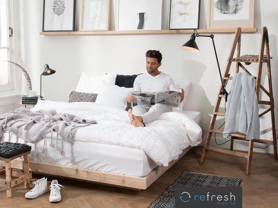 Refresh matras - tweepersoons - 160x200 cm - medium